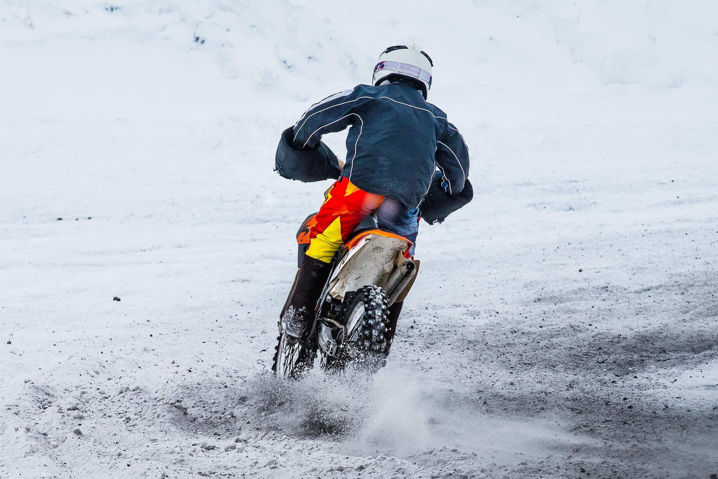 Off-Road Motorcycle Dealership